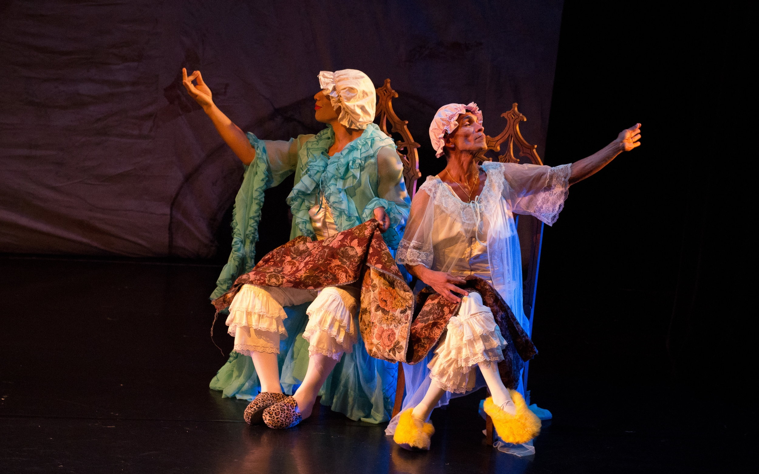 Dancers: Andrew Dawson & Vianor Broce