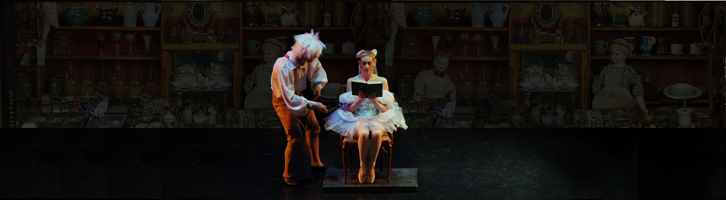 Coppélia Calls!    Saturday, June 1