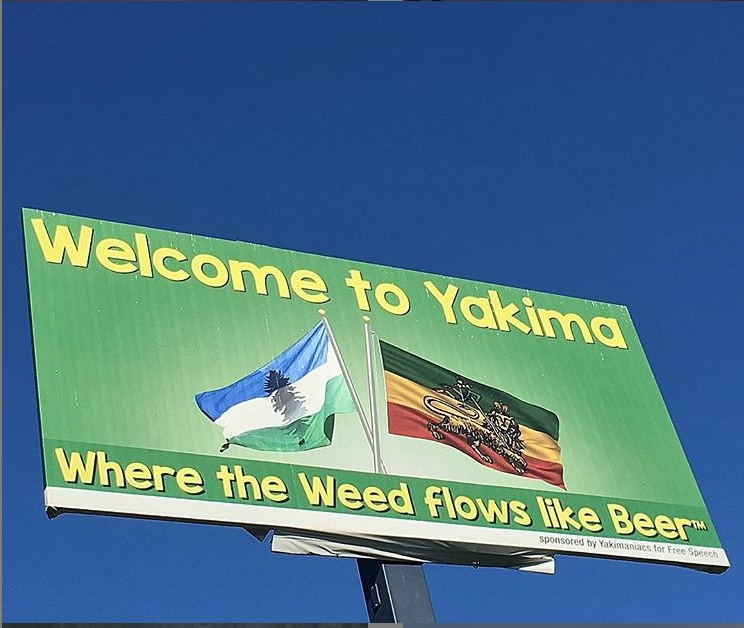Welcome to Yakima