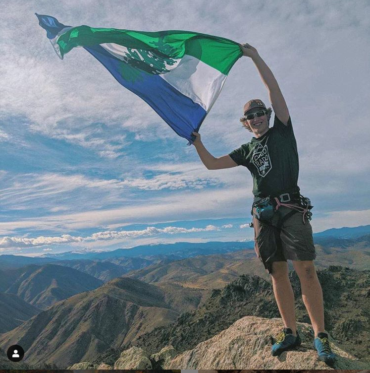 Cascadia Flying High
