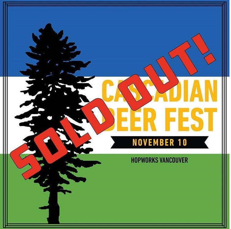 Cascadia Beerfest - by Hopworks Brewery