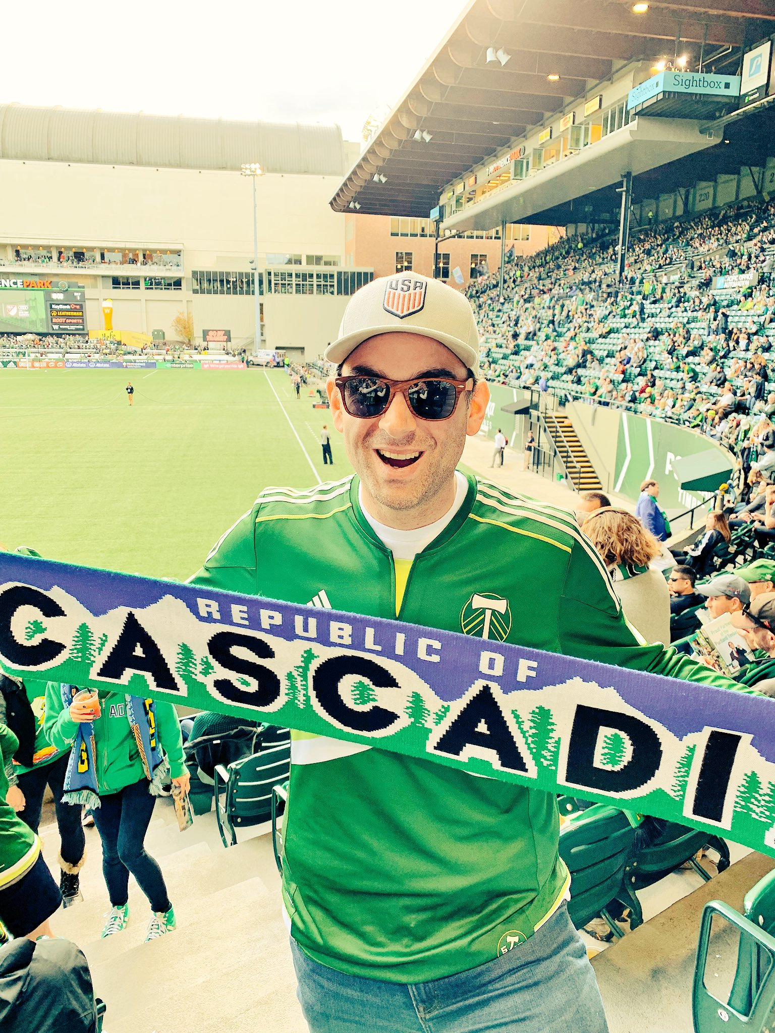 Republic of Cascadia - Football Time