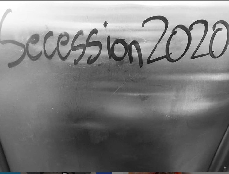 Secession 2020 - Cascadia Street Art