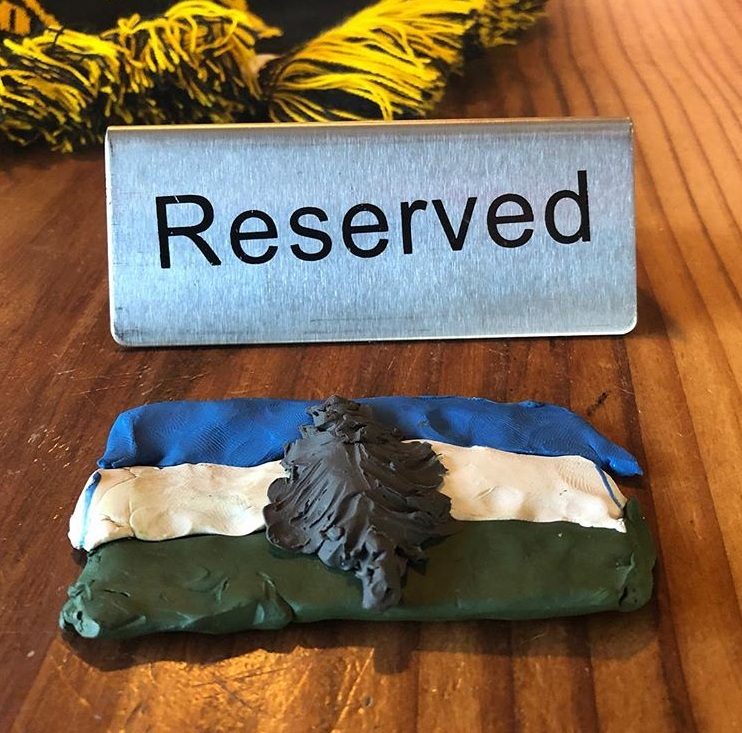 Reserved! It must be Cascadia Time