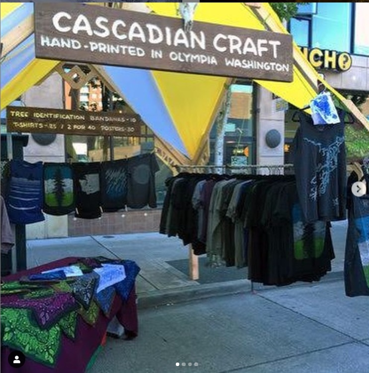 Cascadia Craft spotted at Washington Popup