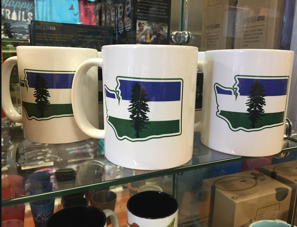 Washington Cascadia Cups