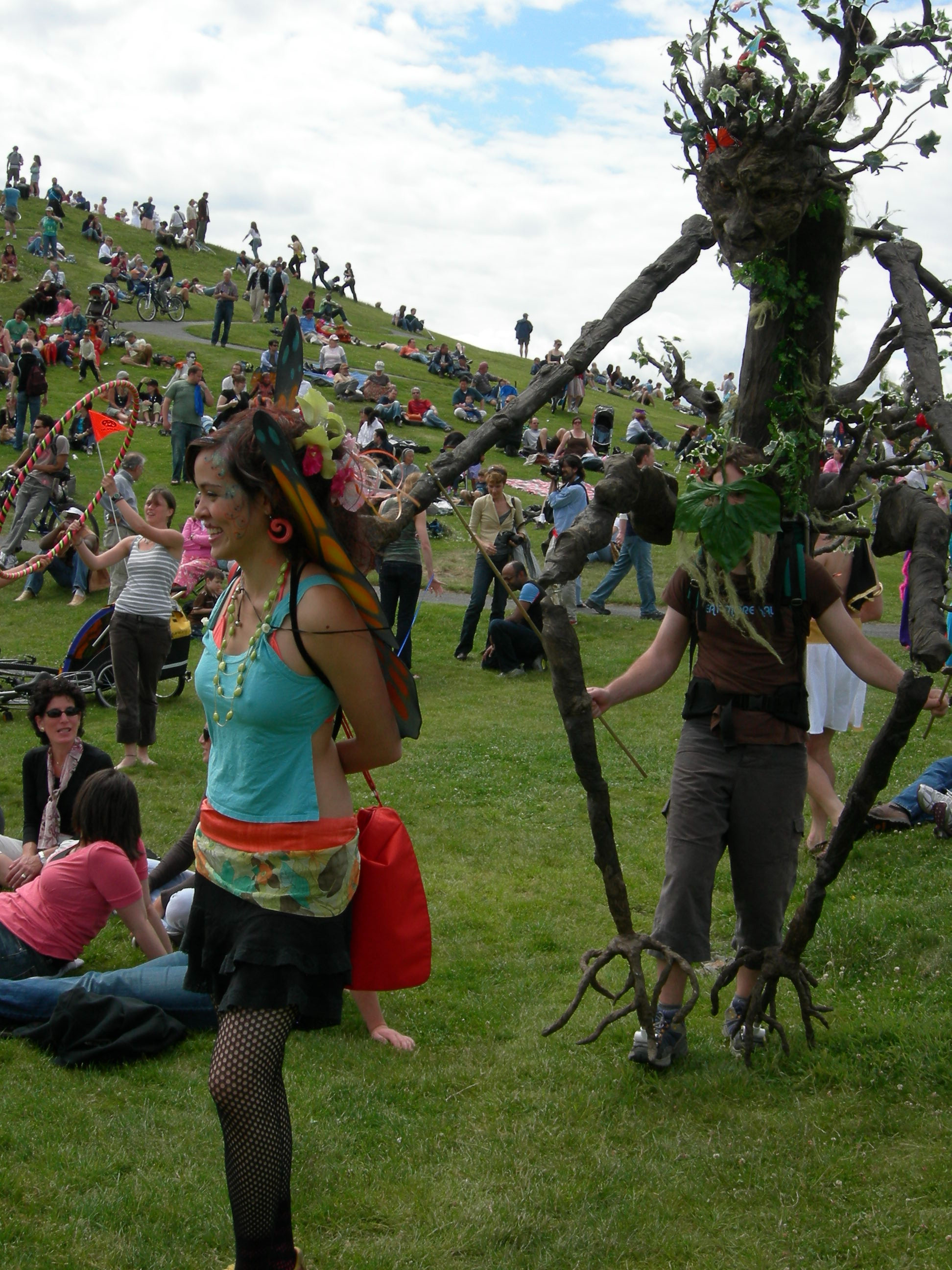 Join the Fremont Solstice Parade after party at gasworks