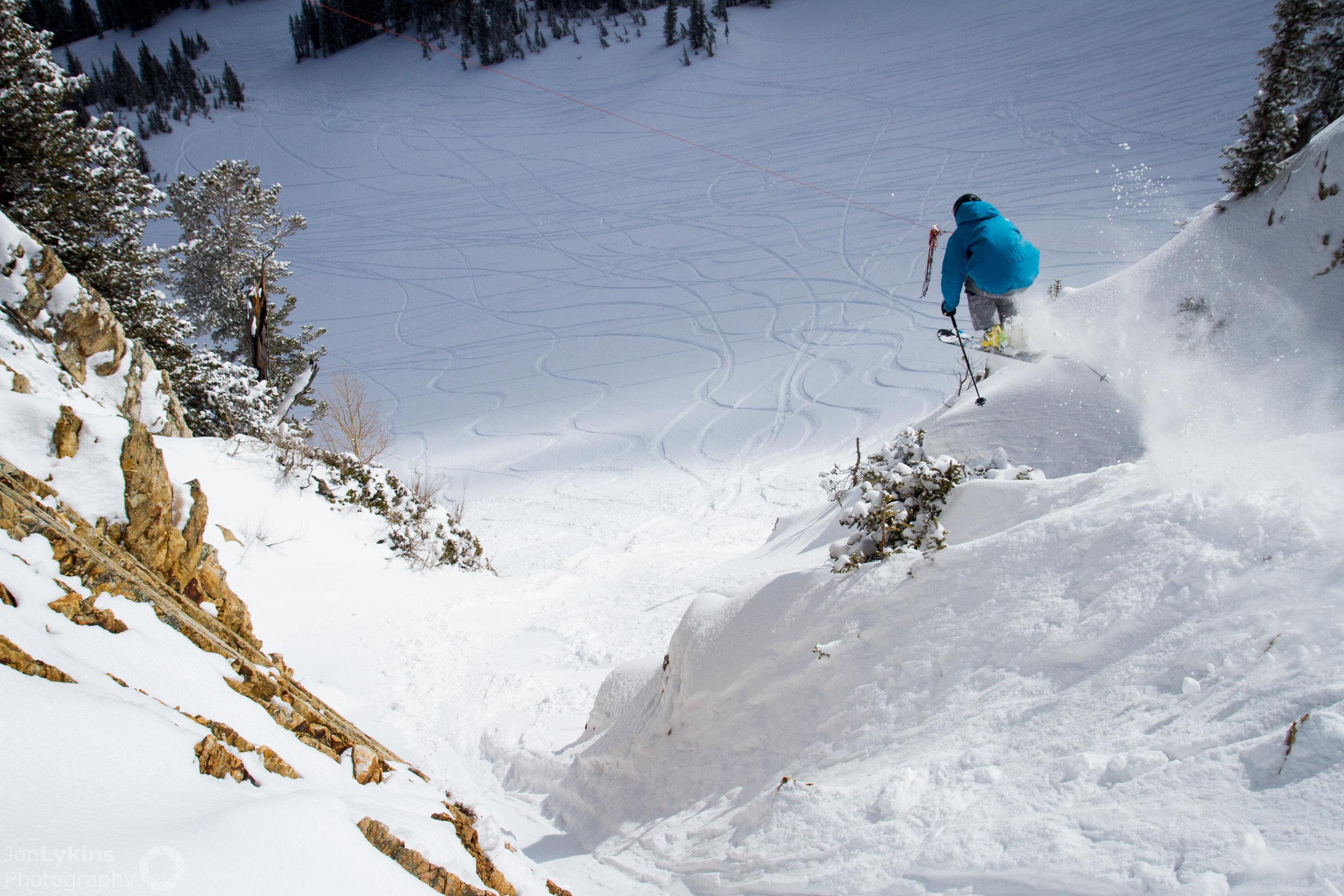 Photo: Jon Lykins // Location: Snowbird, UT