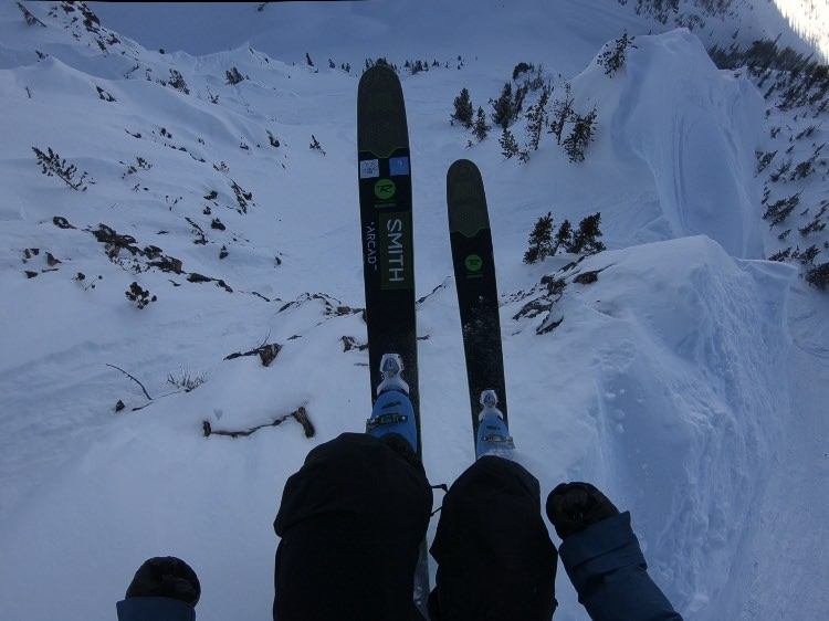Screenshot from my GoPro on Day 2 of competition.