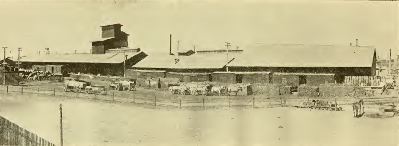 Howard Terminal, 1911, 1st & Market St.