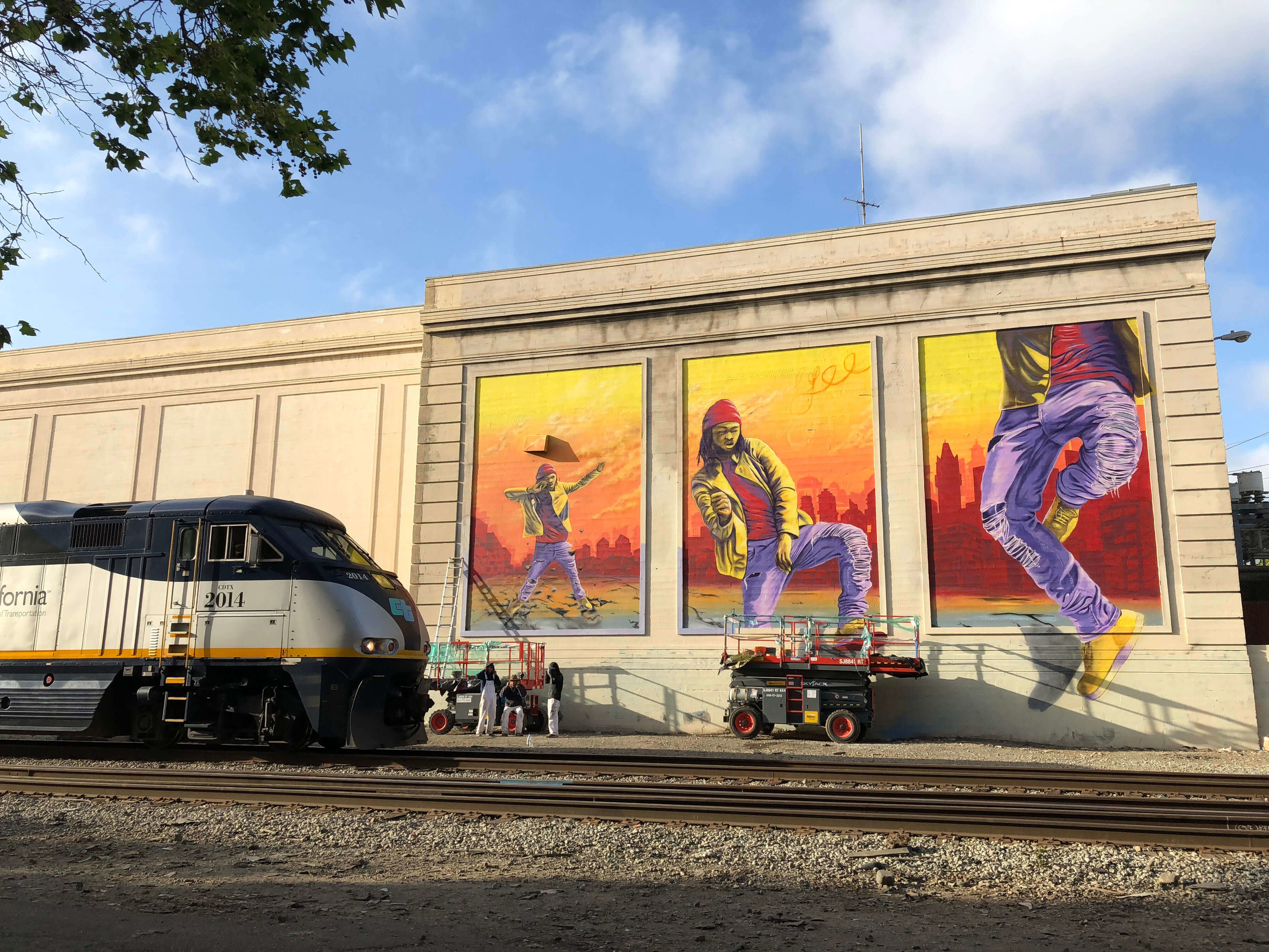 Mural Fest 2018 | Jack London District