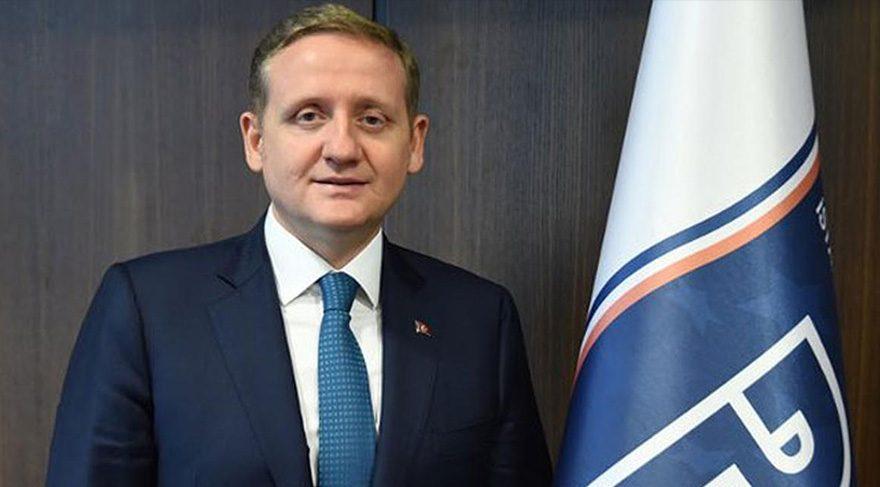 Istanbul Basaksehir's president Goksel Gumusdag