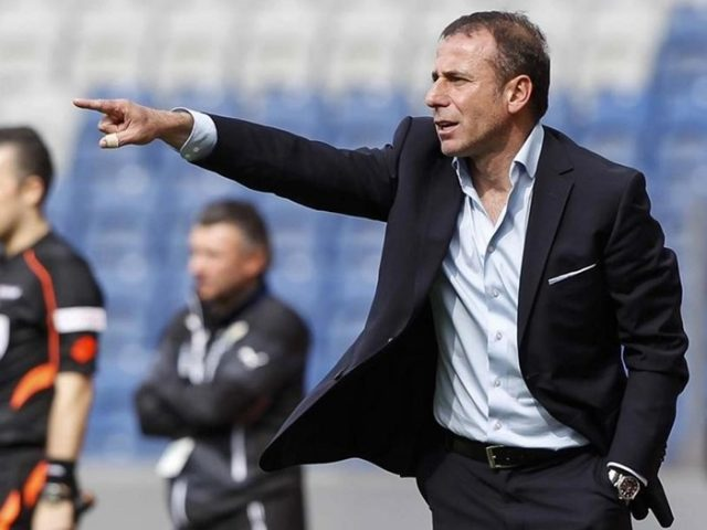 Abdullah Avci has now coached Basaksehir in over 300 games (courtesy of  Tribunsel ).