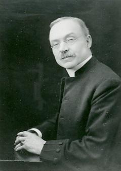 The Most Rev. Frederick Herbert Du vernet, the first metropolitan. served 1915-1924.
