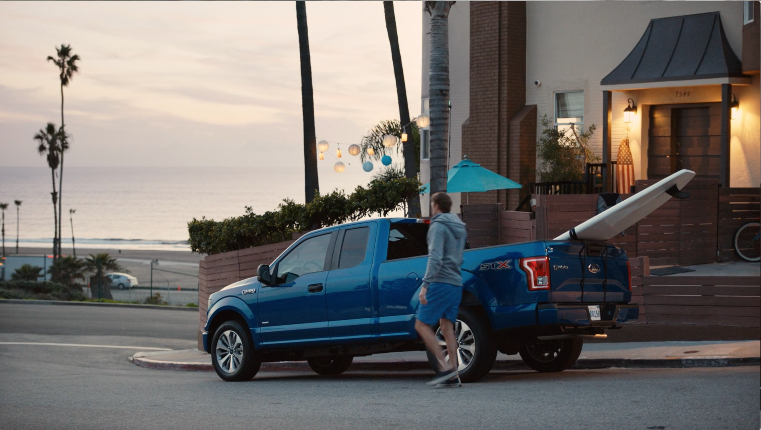 "Keegan Wilcox: Ford STX ""Smart Enough"""