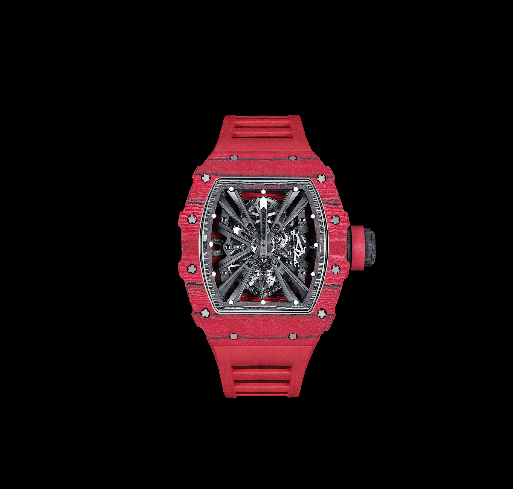 Richard Mille/Red