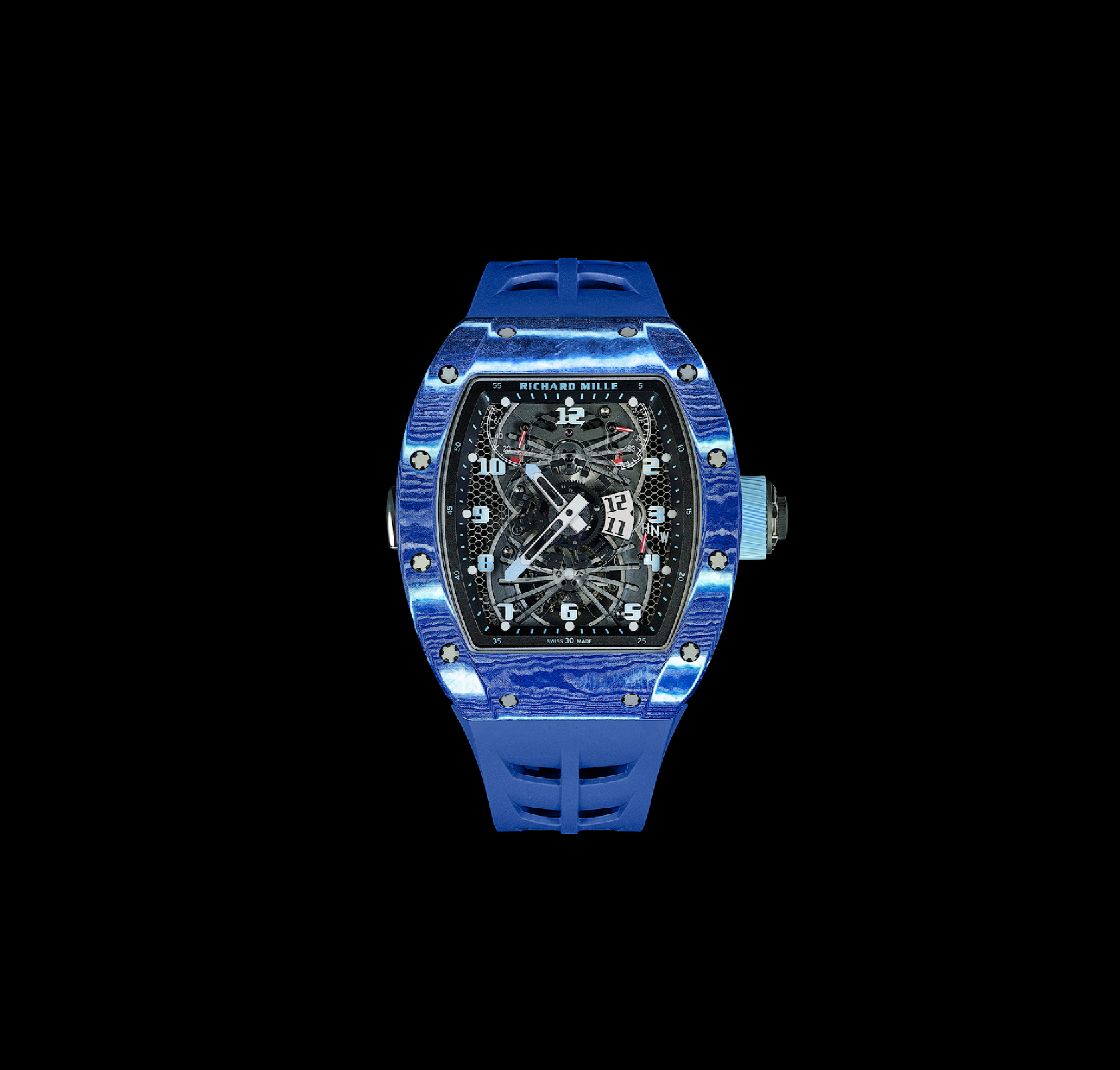 Richard Mille/Blue