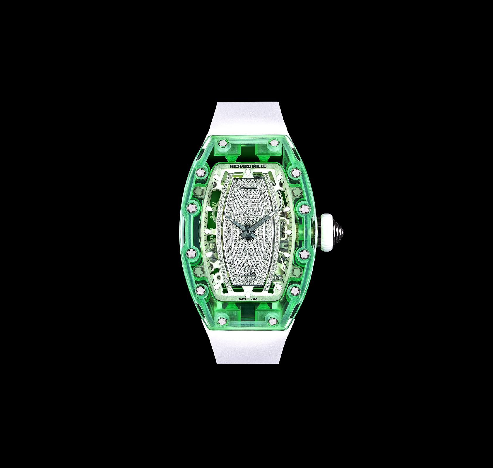 Richard Mille/Green
