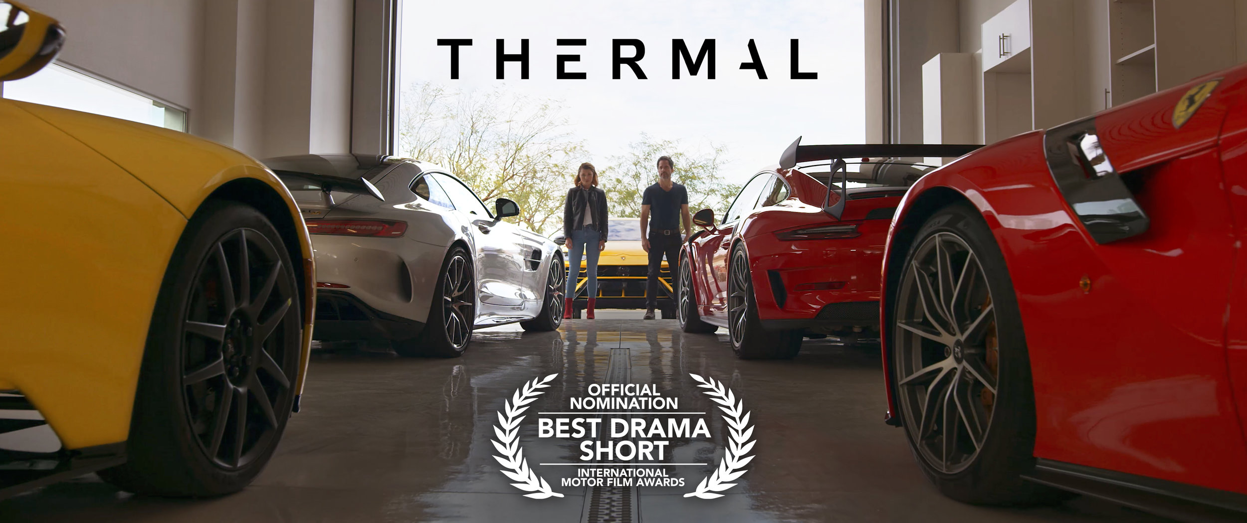 AJ Bleyer: Thermal (short film)