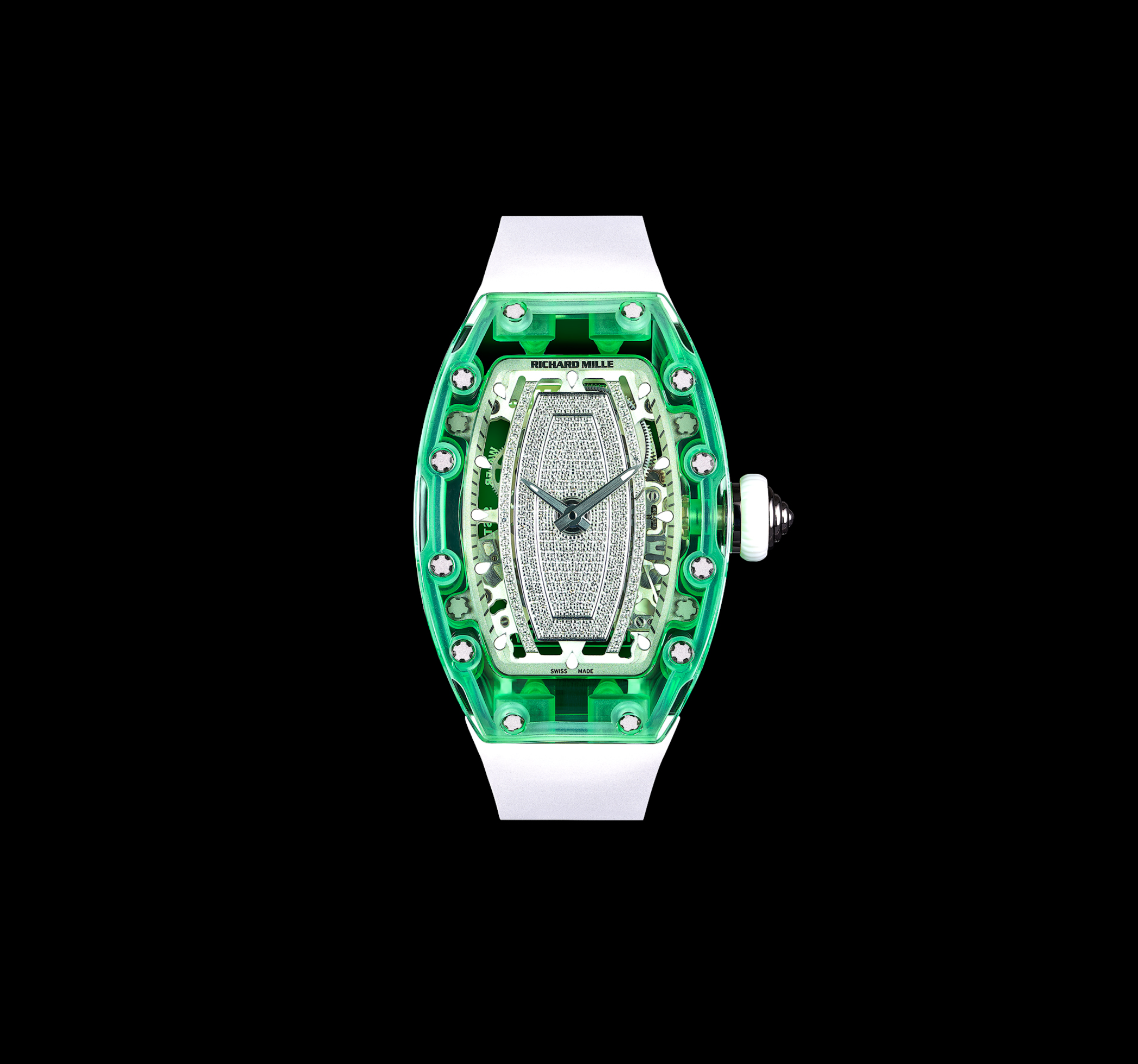 Andre Duman: Richard Mille Timepieces