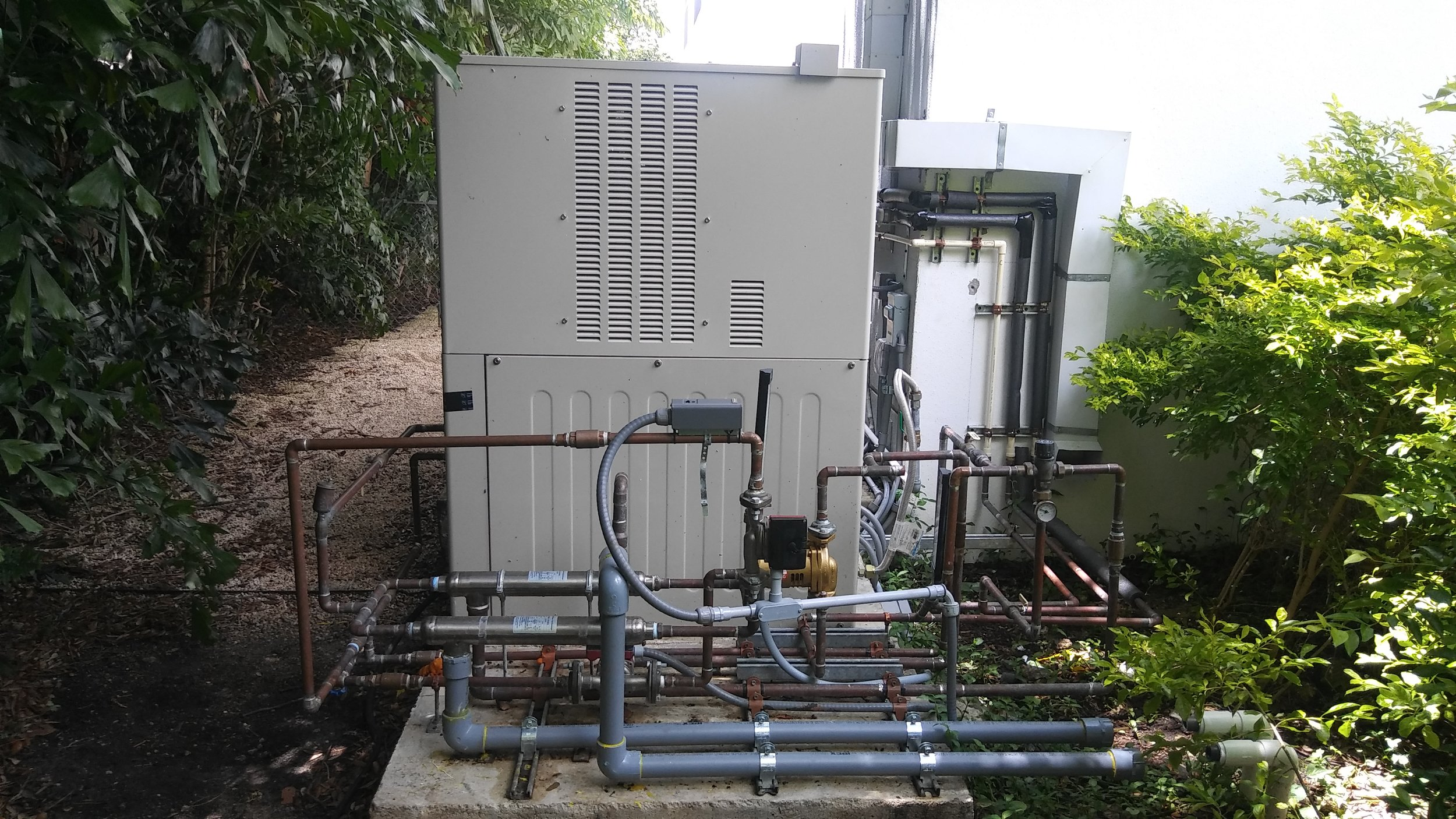 South Miami - Residential - Yanmar 5KW CHP System (Combined Heat and Power)