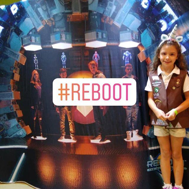 #ReBoot #STEMFIRST