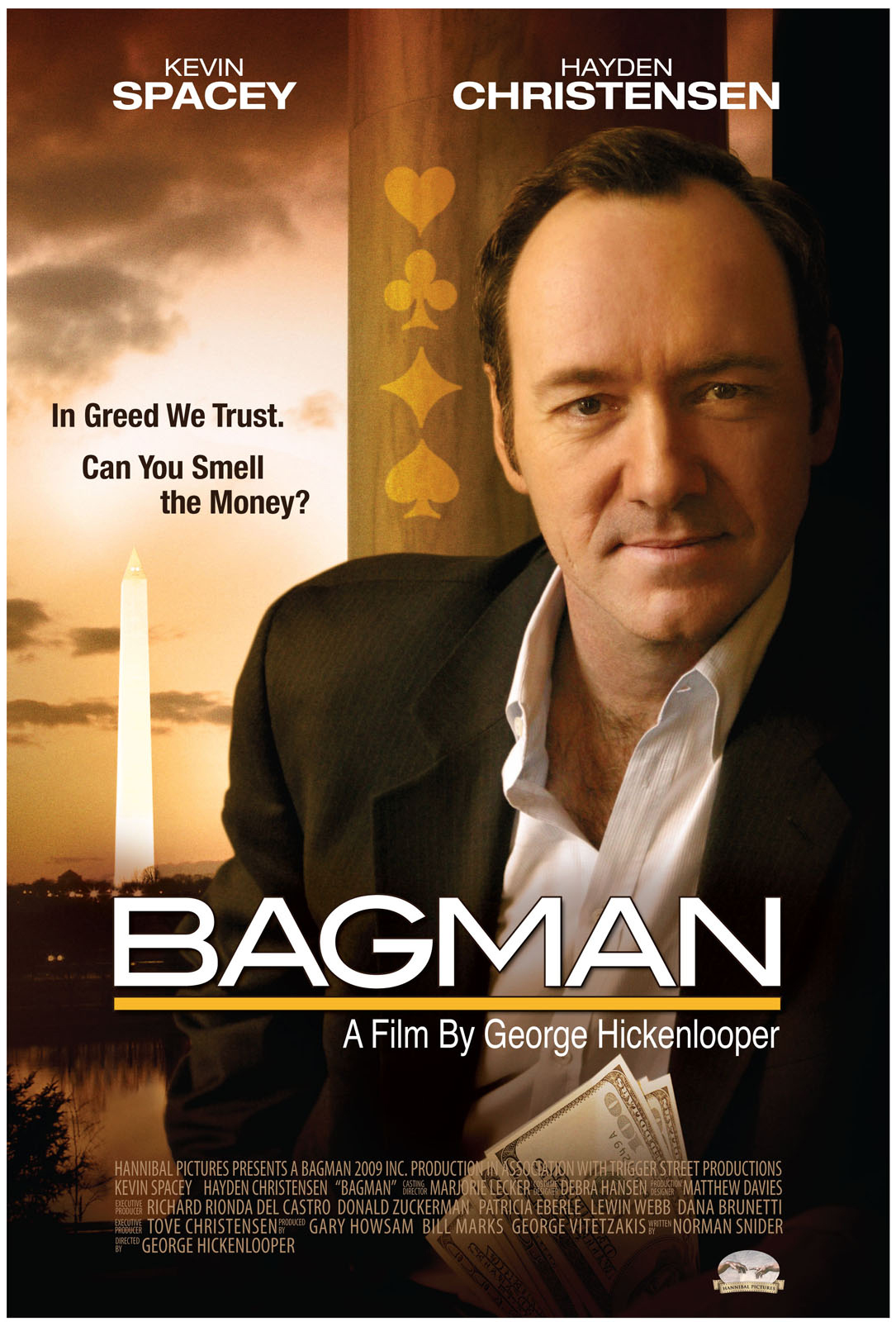 Movie Poster for Bagman