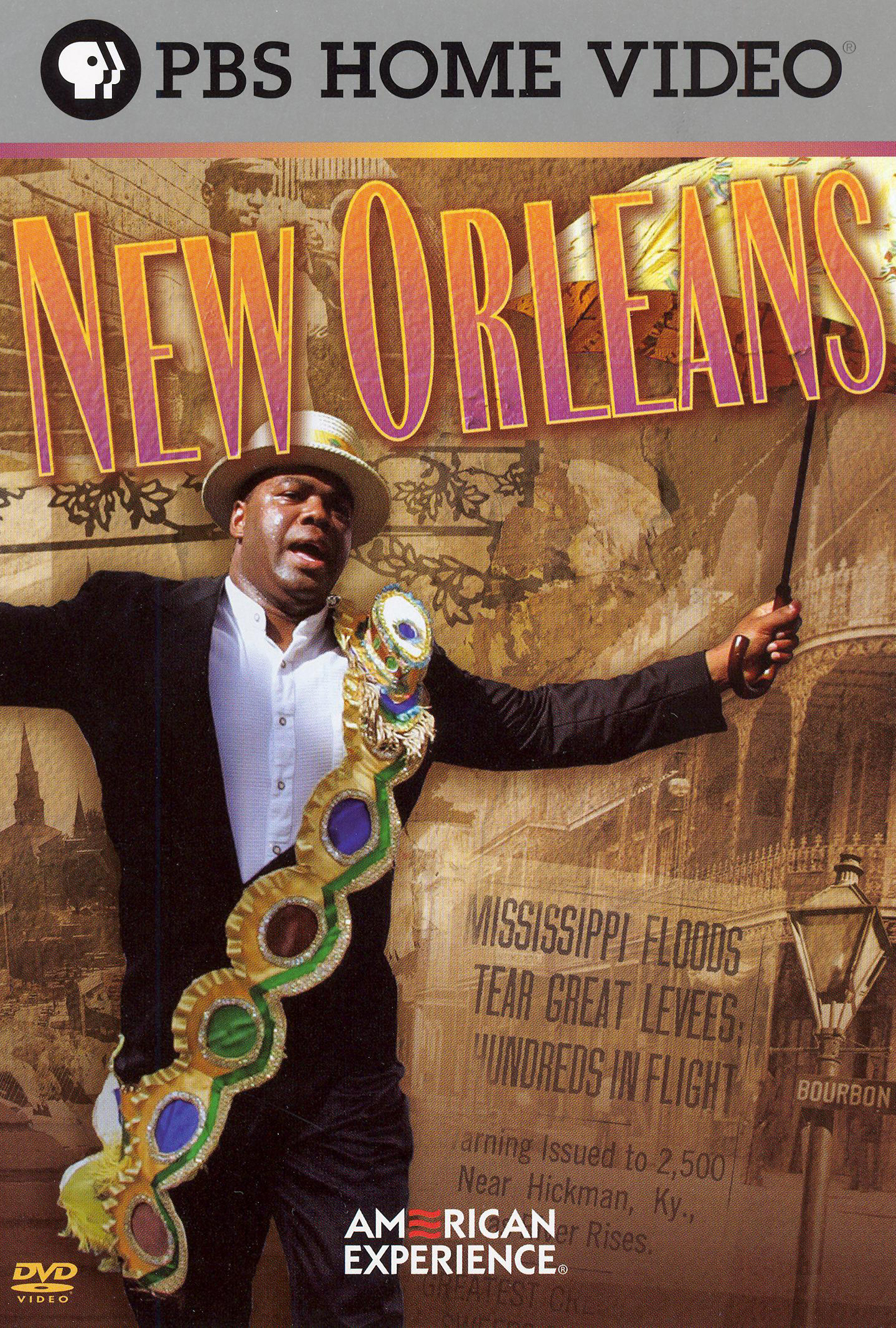 NEW ORLEANS  (2007)  EDITOR  PBS—AMERICAN EXPERIENCE