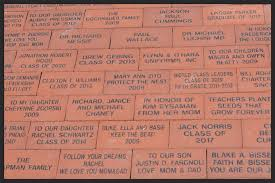 We need 500 families to buy a brick! - $500