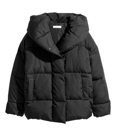 puffer jacket chic