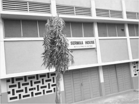 Serwaa House