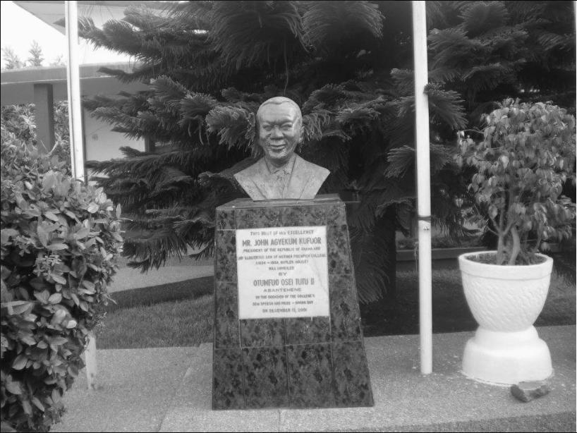 Mr. John Agyekum Kufour
