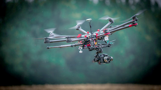 Healthcare Construction and Drones. A good partnership