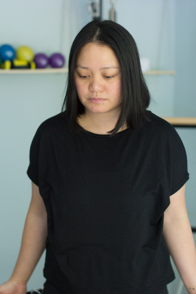 Drea Russell  STOTT PILATES® Certified Instructor/Owner  Trained in Merrithew™ Fascial Movement  Qualified ZEN*GA™ Mat Instructor  STOTT PILATES® Injuries & Special Populations