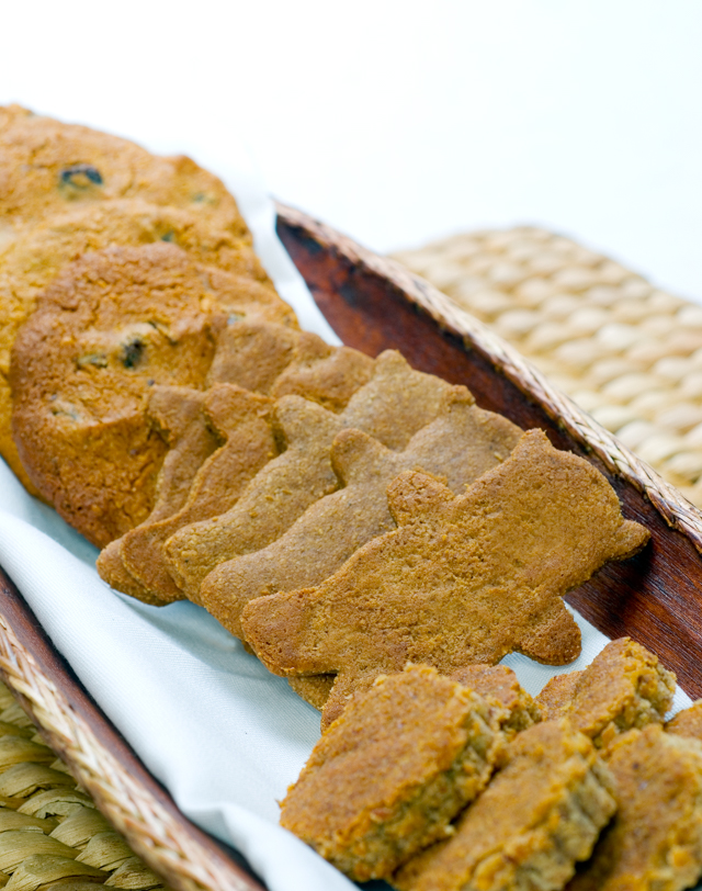 Ginger Bear Biscuits