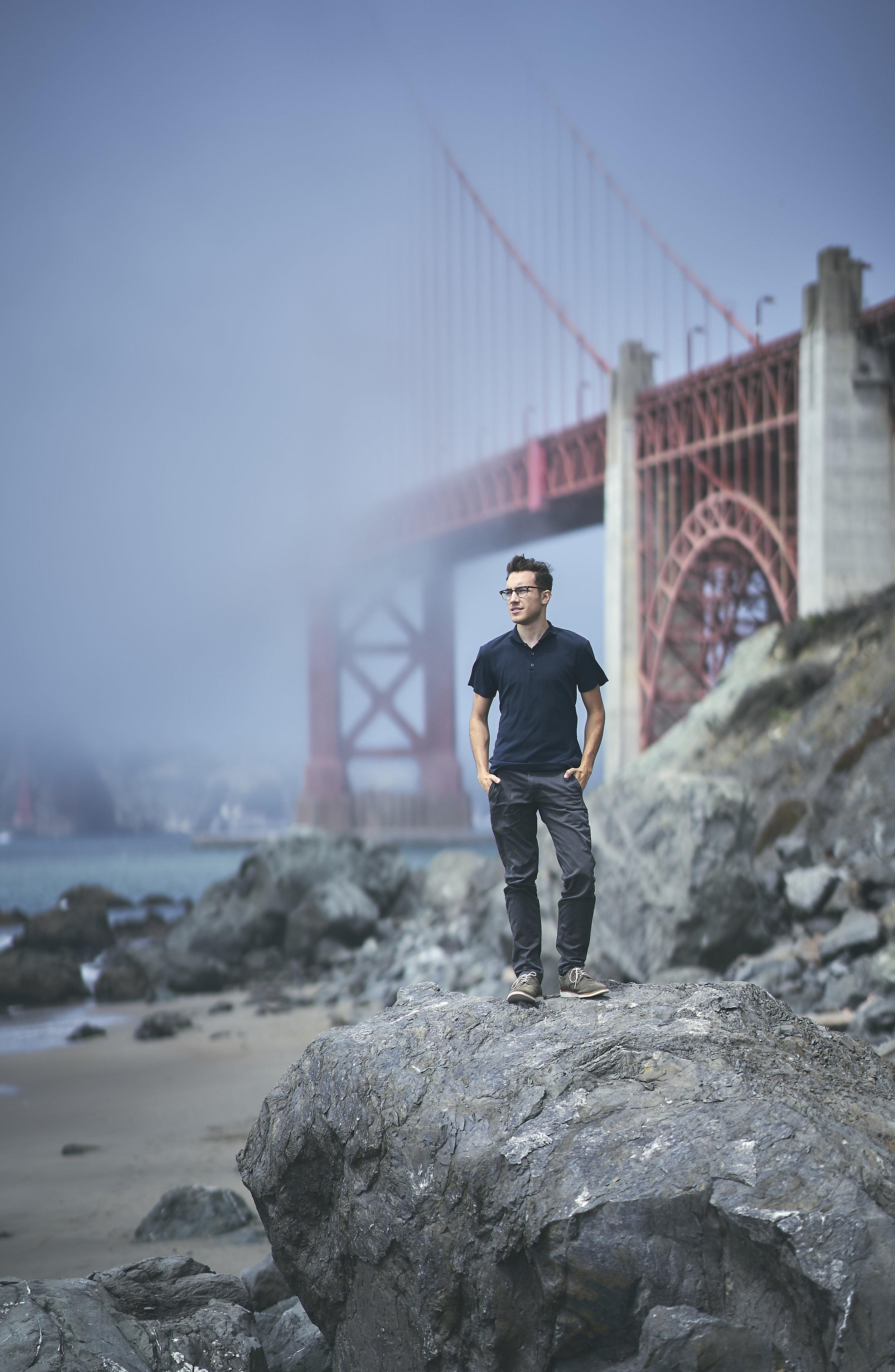 Clark, Golden Gate, 2017