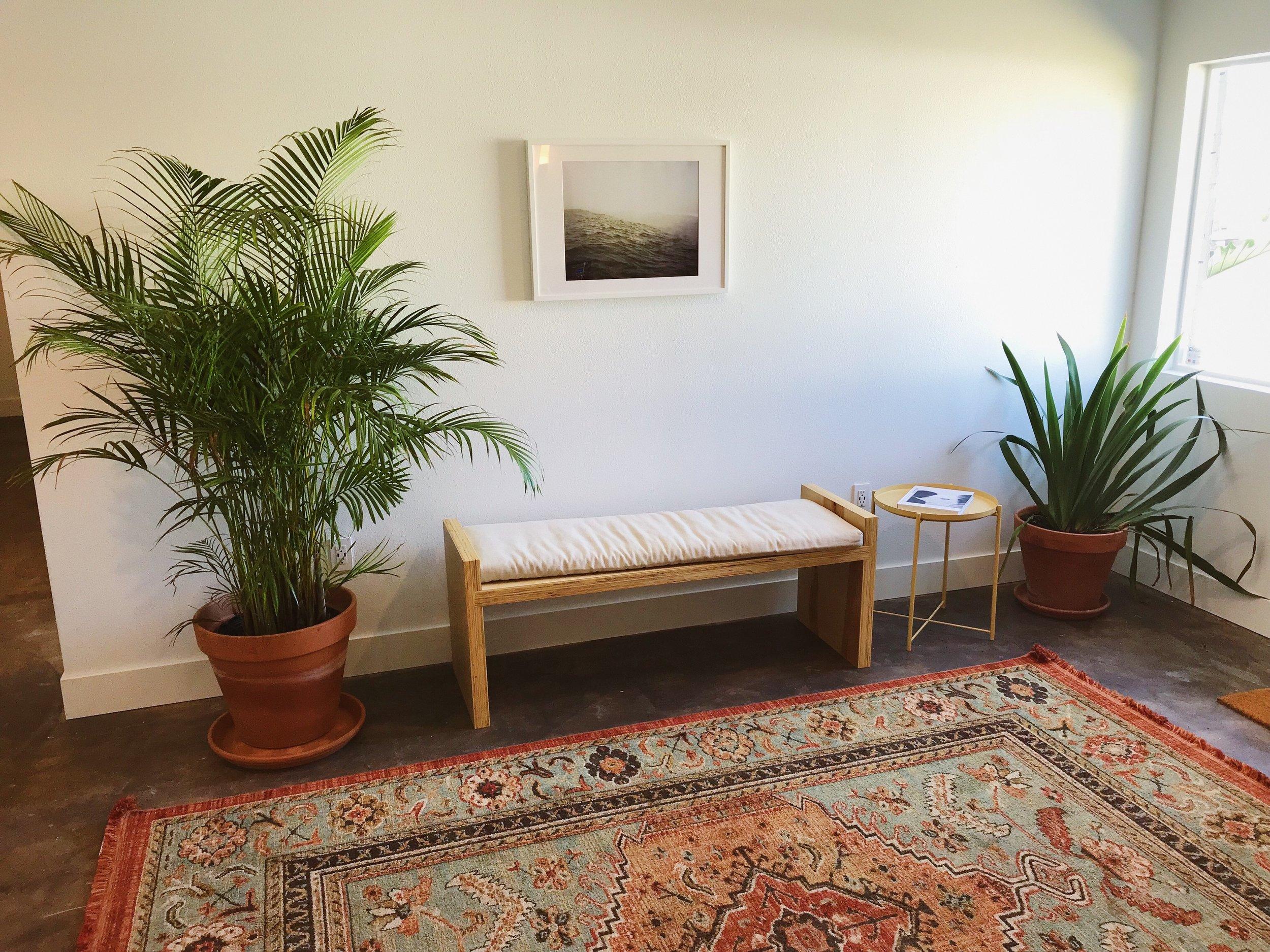 Peace Club's Cocoa Beach Office — Our Lobby