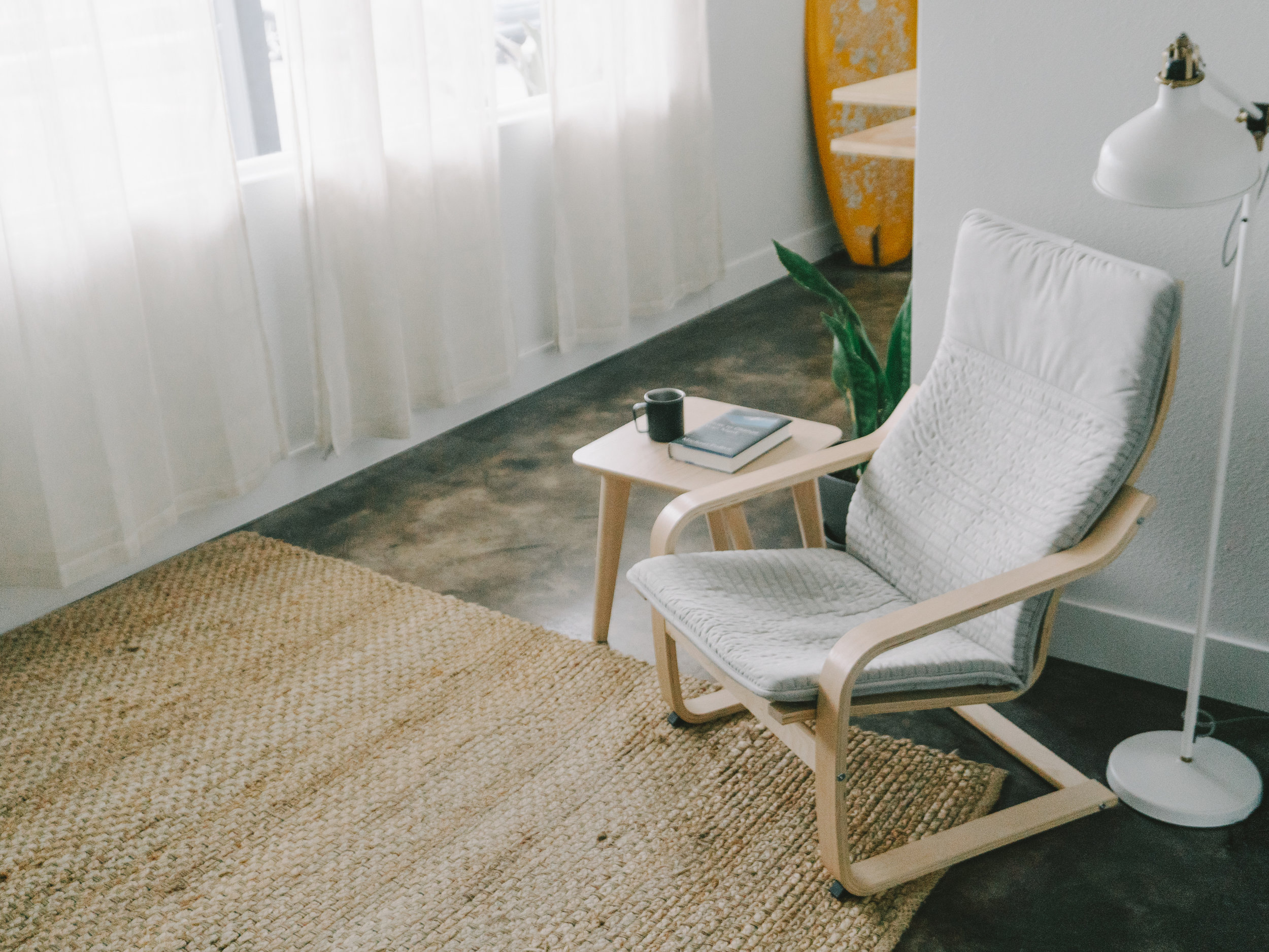 Peace Club's Cocoa Beach Office — Therapy Room