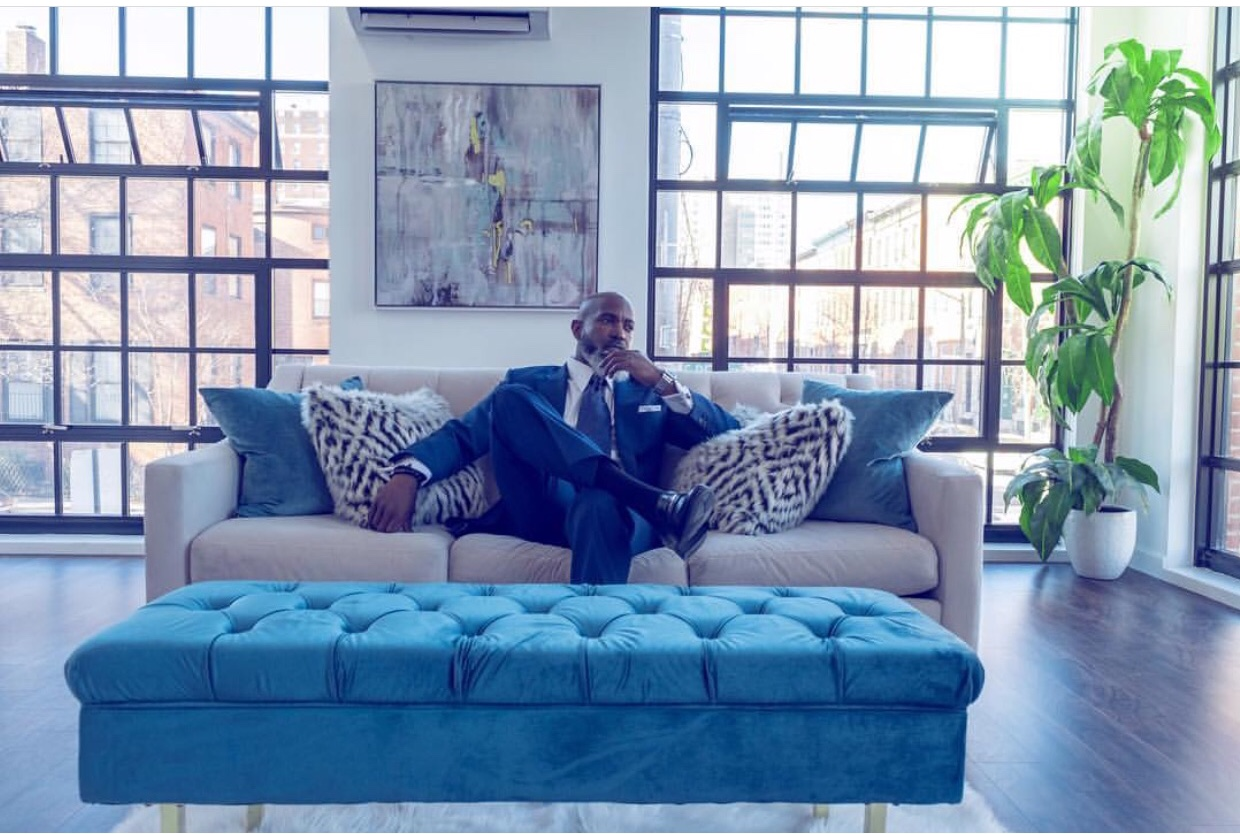 Staging: Posh Staging Interiors | Photography: Jermaine Gibbs | Models: AggietheBerry & TitusUnlimited