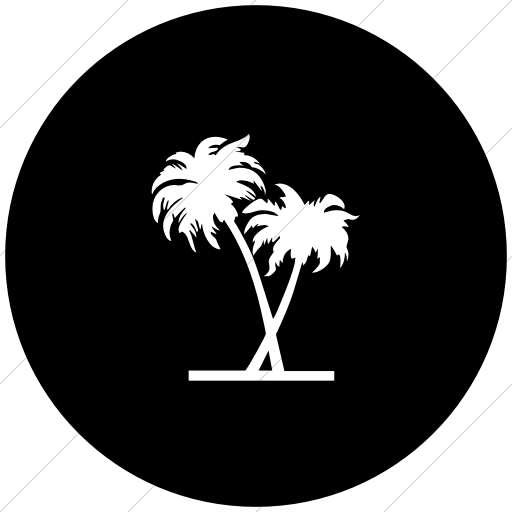 classica_palm-trees-2_flat-circle-white-on-black_512x512.png