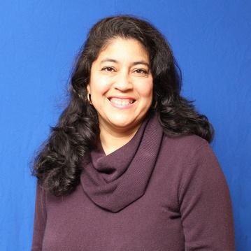 Julieta Cubas - Administrative Assistant