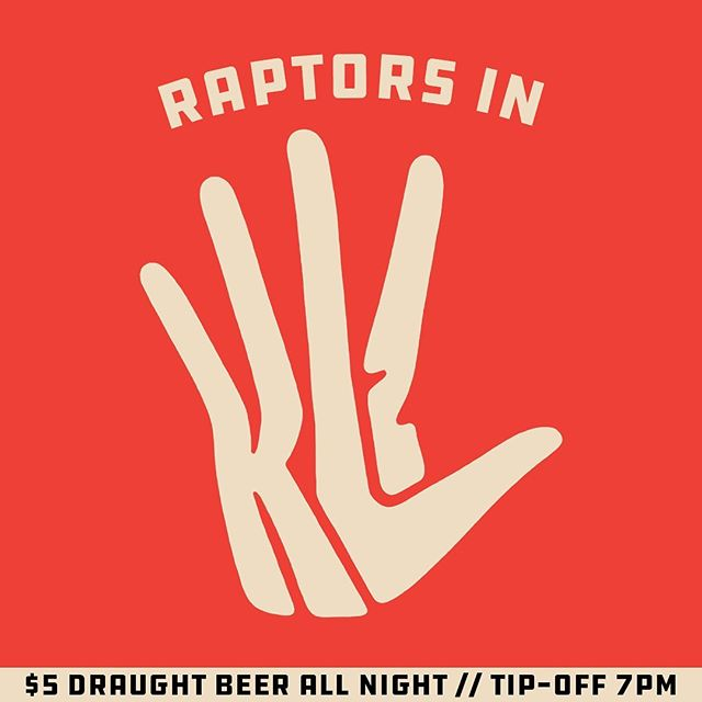 GAME TIME TONIGHT! Come on down on what may just be a momentous event. Beers will be flowin' for just $5 all night while we cheer on the boys! See you tonight!