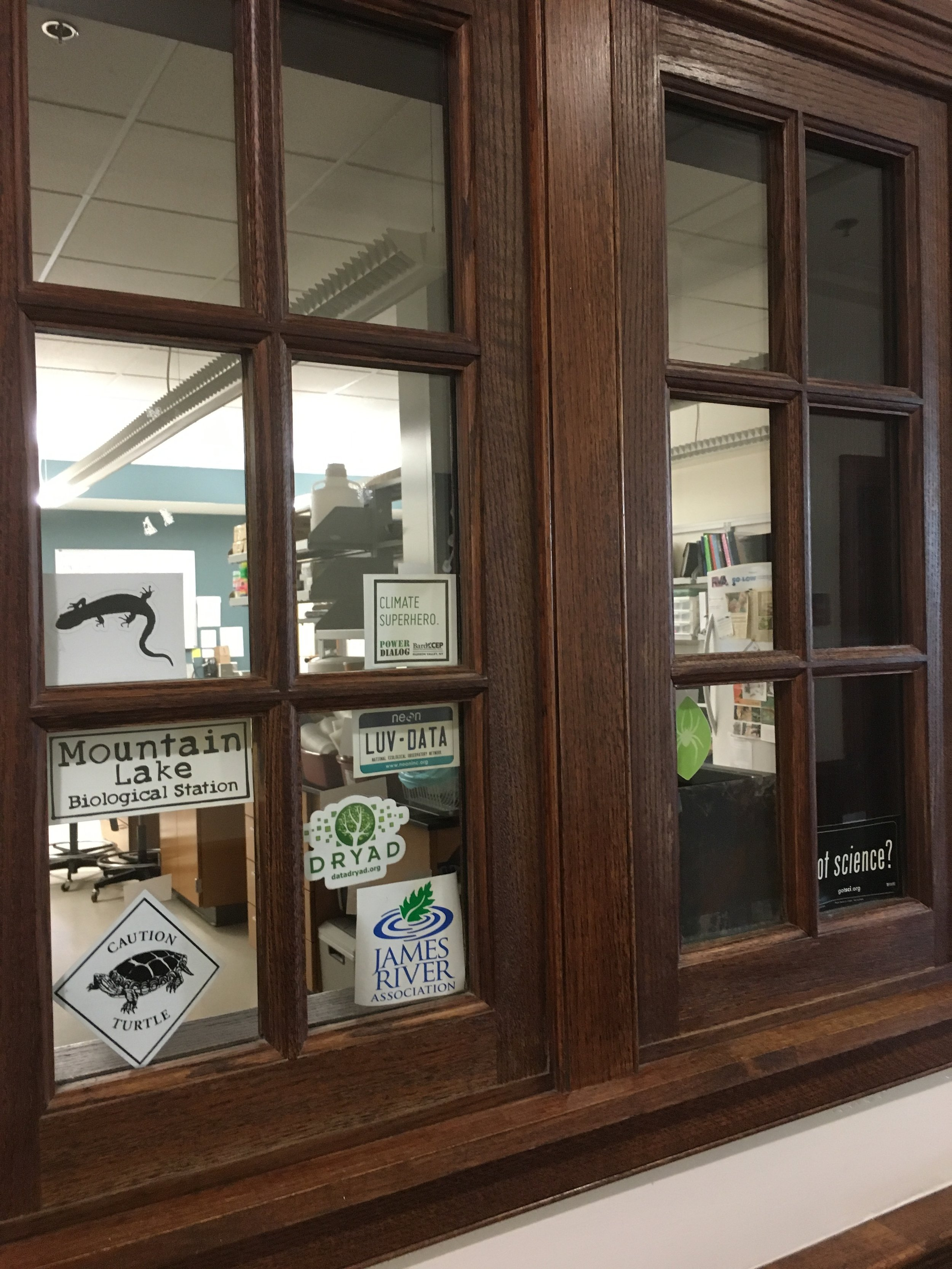 Grayson Lab, University of Richmond -