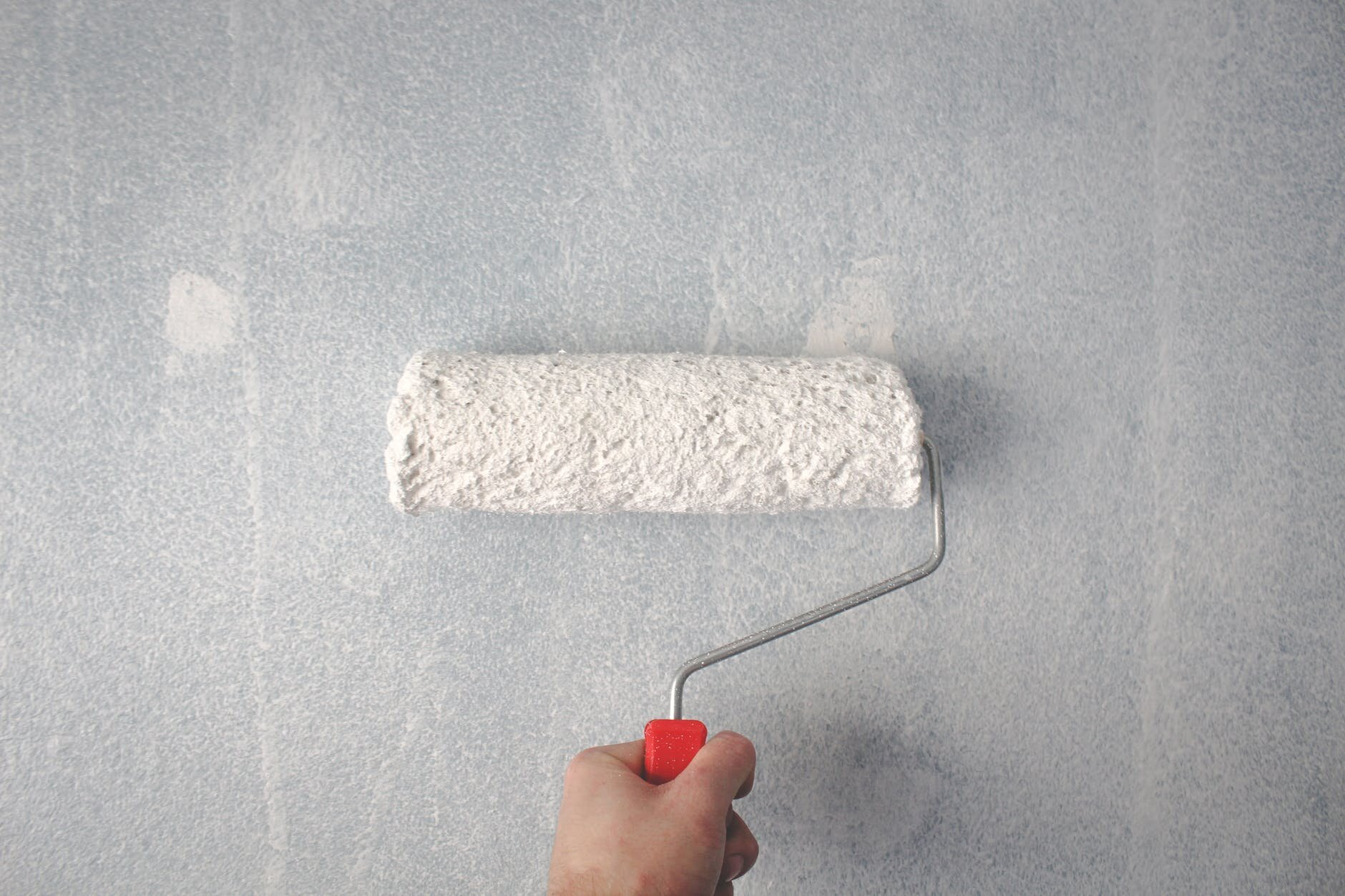 Clean & paint - Give your walls a fresh update while furniture is sparing & there is no possibility of breathing in the strong fumes. Perhaps give your doors & baseboards a new look while you're at it.