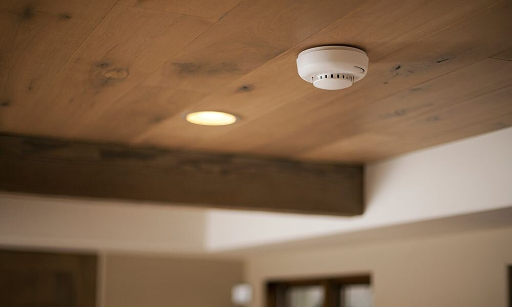 Locate your safety features - Do you know where all the main safety features of the home live? Take a trip downstairs or in the utility closet to get a good feel for where all the important systems are located. This includes the fuse box, main water valve, smoke alarms and carbon monoxide detectors.