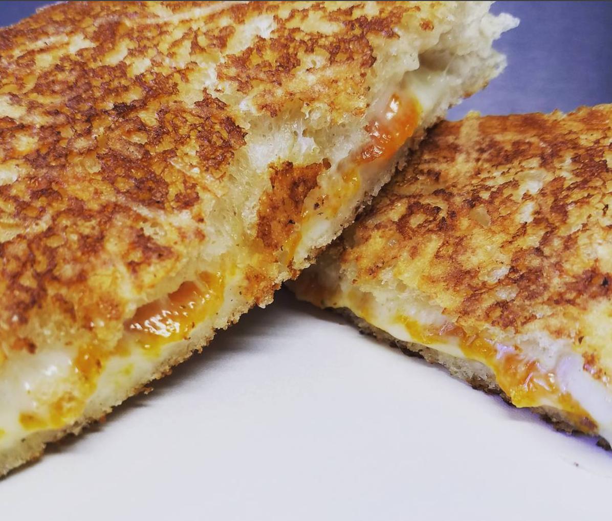 Ooey Gooey Gourmet Grilled Cheese