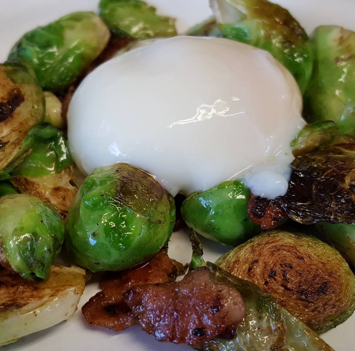 Bangin' Brussels Sprouts