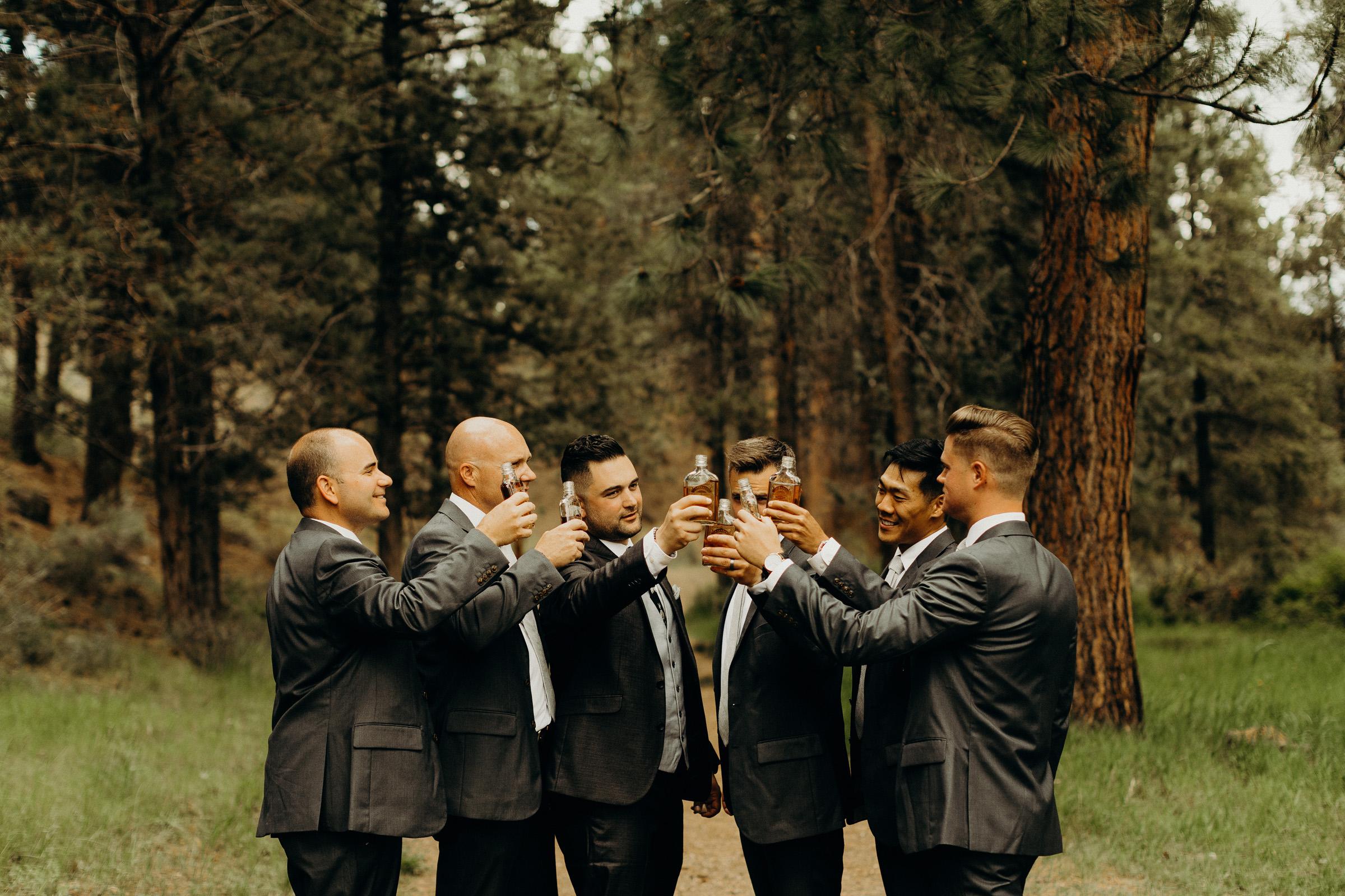 Brock + Caitlin Bend, Oregon Wedding 17.jpg