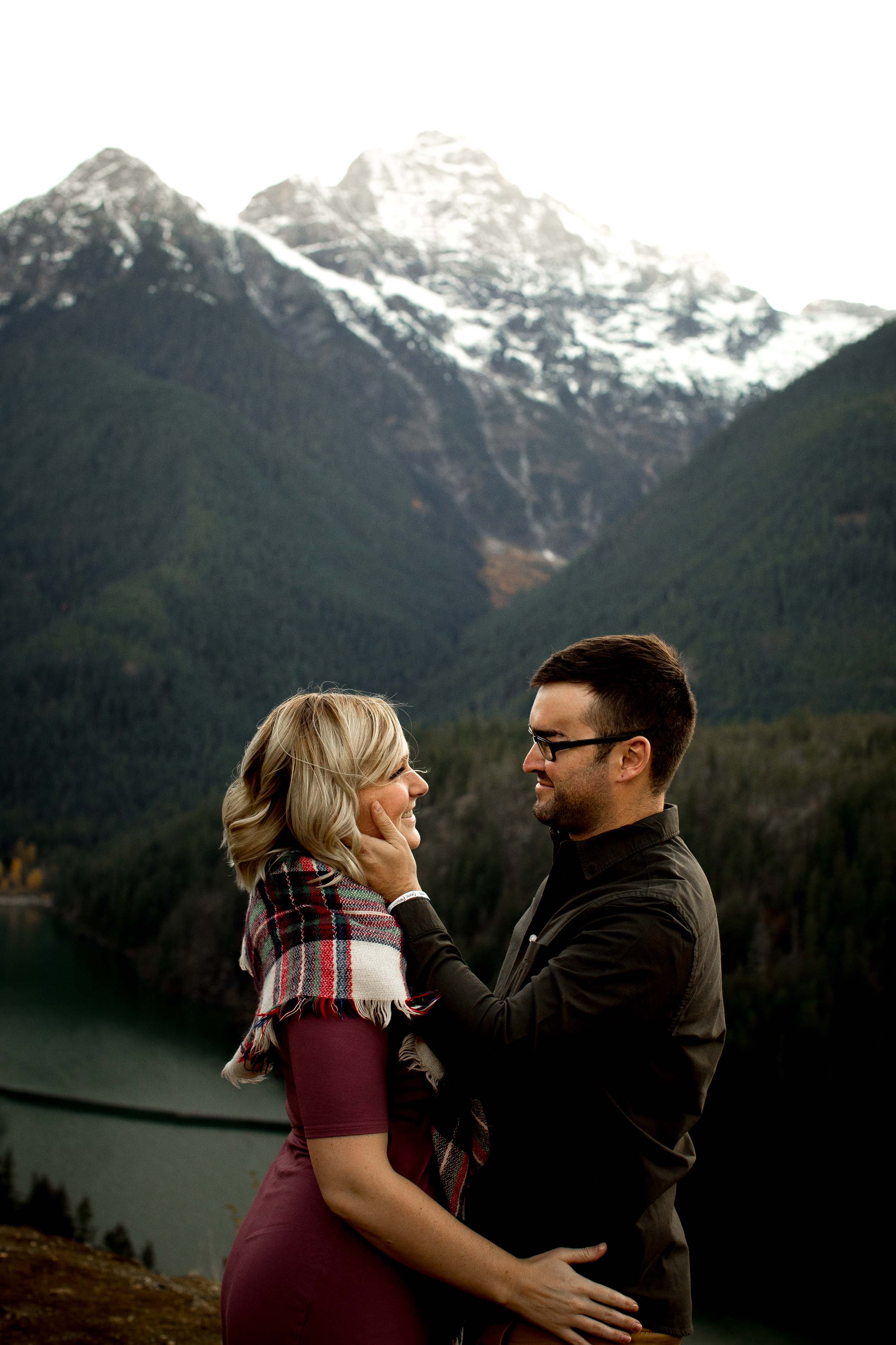 Kory + Laura Diablo Lake Engagement Session 3.jpg