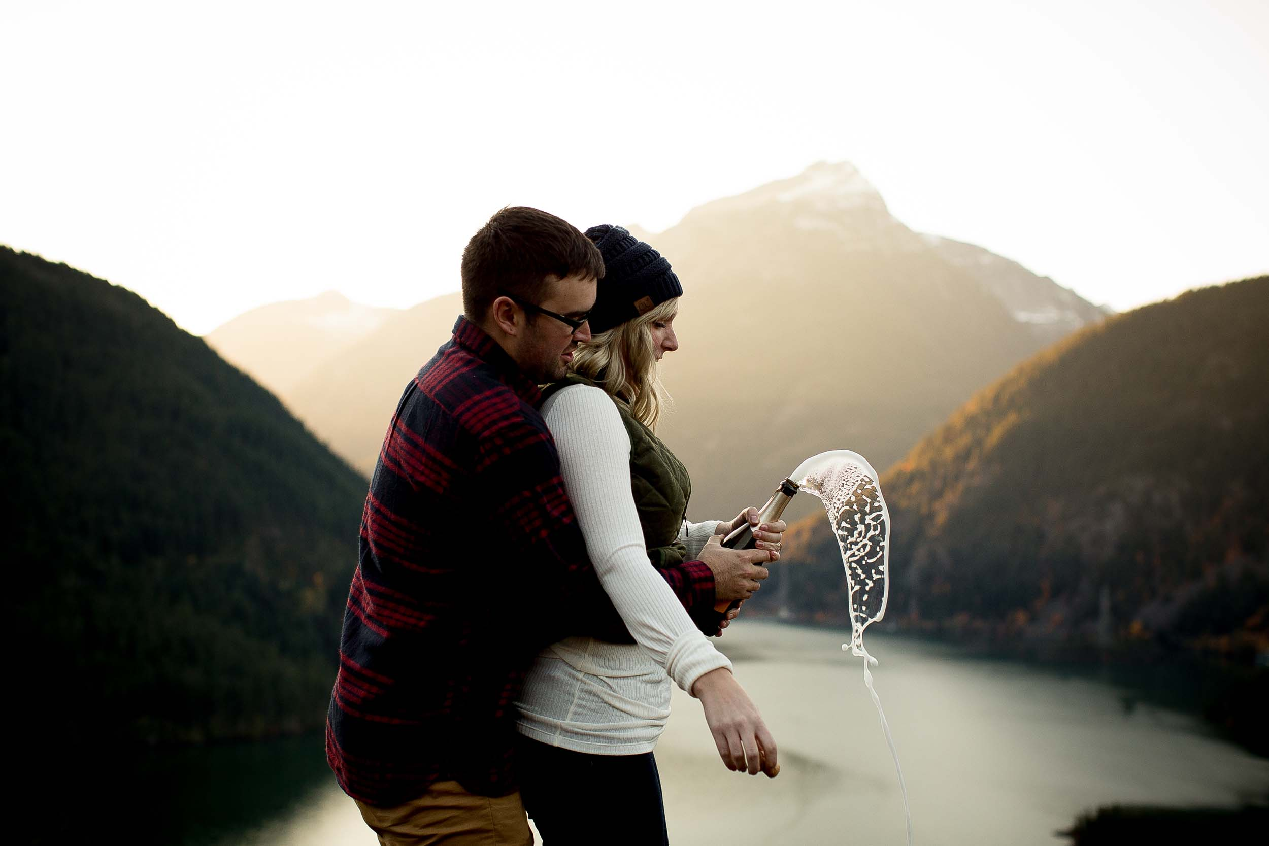 Kory + Laura Diablo Lake Engagement Session 18.jpg